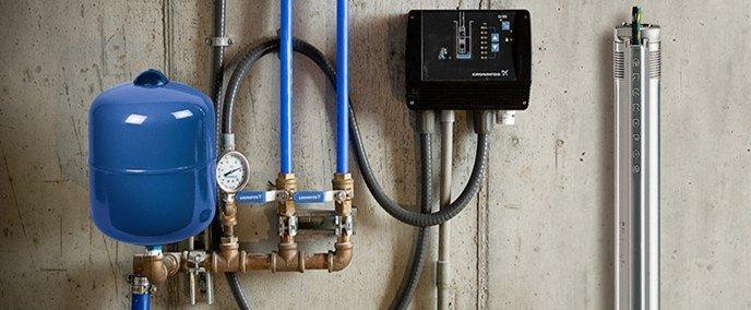 sauk plains plumbing - well pump experts