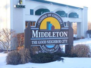 Middleton WI Sign