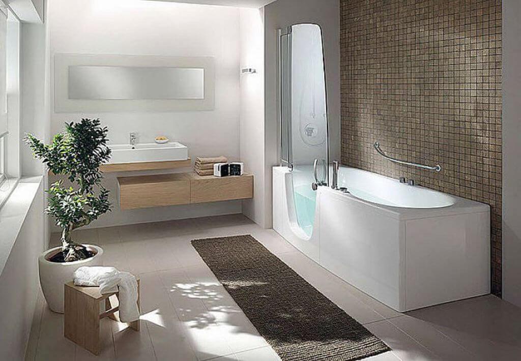 Walk In Tubs U2013 Popular Fit For Universal Living Plan