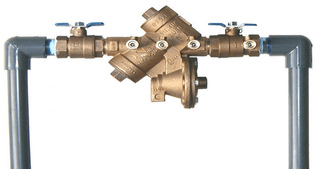 Backflow Preventer Plumbing Services Cross Plains Wi Sauk