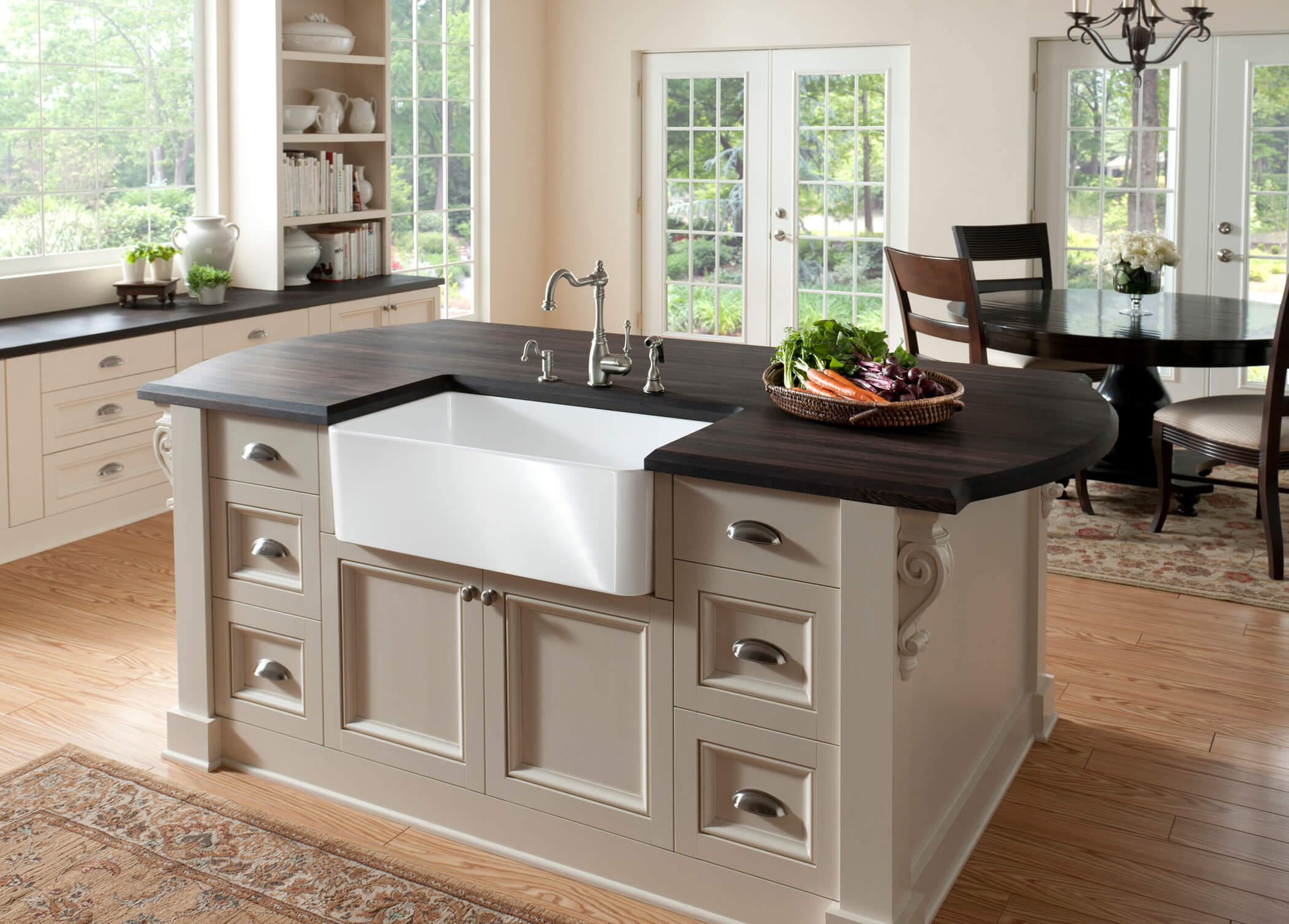Select The Right Kitchen Island Sink